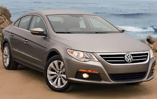 2011 Volkswagen CC Wallpaper
