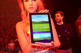 Huawei Lihatkan Tablet PC MediaPad 10