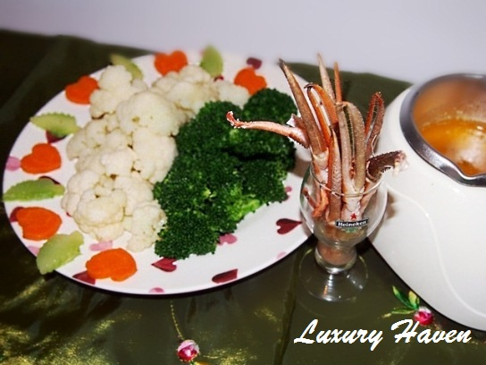 seafood anchovy fondue recipe