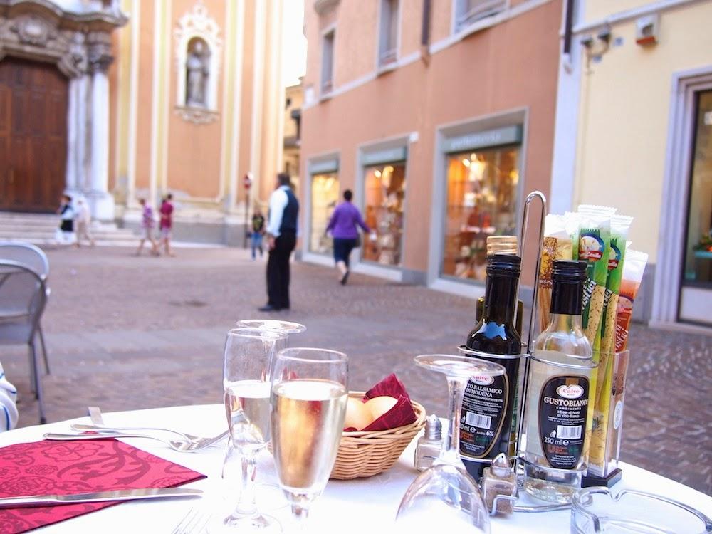 Ruokakuvia Pohjois-Italiasta