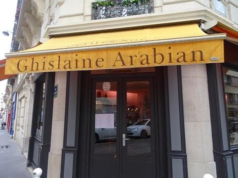 D lices paris les petites sorci res de ghislaine arabian 14 me terrib - Ghislaine arabian restaurant ...