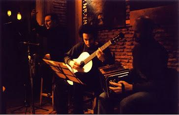 """RECITAL POÉTICO MUSICAL """"BUENOS AIRES MÁGICA Y REBELDE"""""""