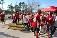 Montgomery Catholic Preparatory School Holy Spirit Pep Rally Surprise 4