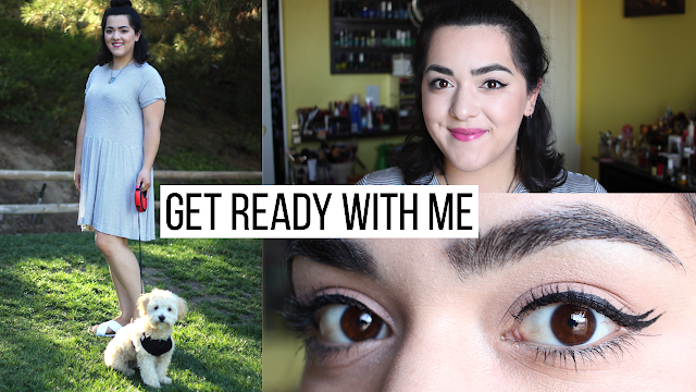 Get Ready With Me: Casual Summer Afternoon