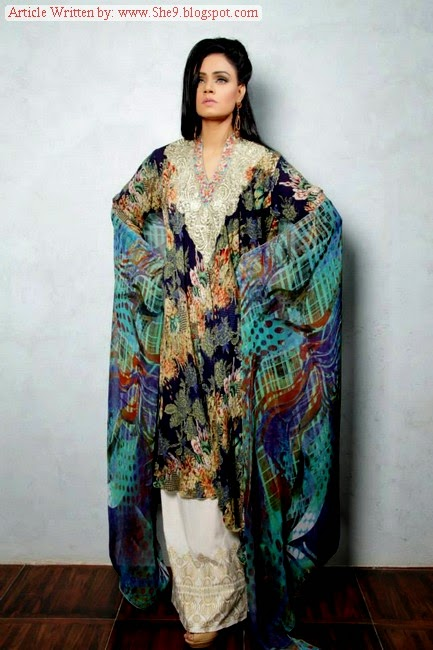 Sufiyana Designer Dresses by Braahtii Huma Nassr