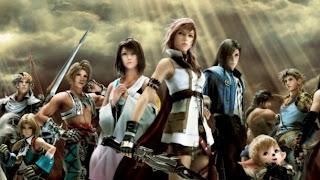 pc games final fantasy