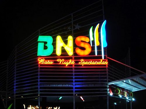 bns batu night spectacular