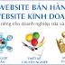 Thiết kế website bán hàng online và website kinh doanh online