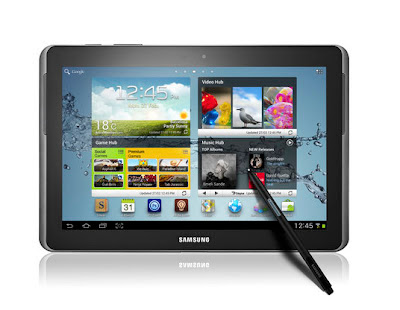 Galaxy Note 10.1