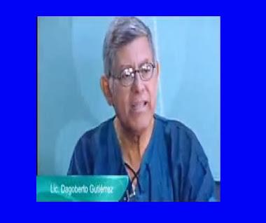 Dagoberto Gutierrez - Logan FMLN - PCS FAL TR MDP MNP