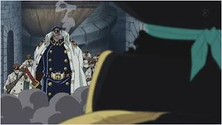 Ryu Shi found Blackbeard.
