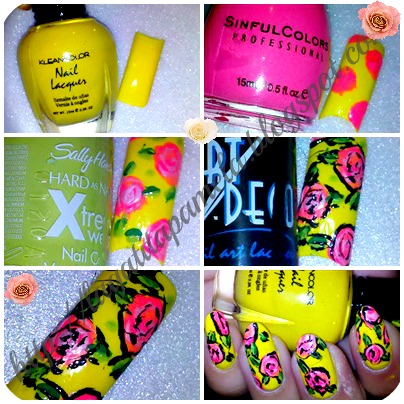 betsey johnson nail tutorial