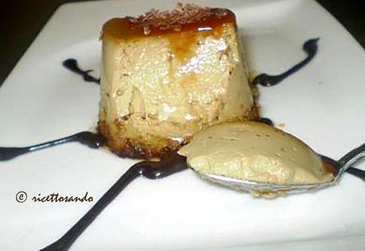 Bonet o bunet al caffè ricetta dessert