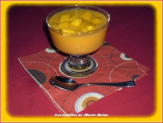 Mousse la mangue recettes ivoiriennes cuisine d - Recette de cuisine ivoirienne gratuite ...