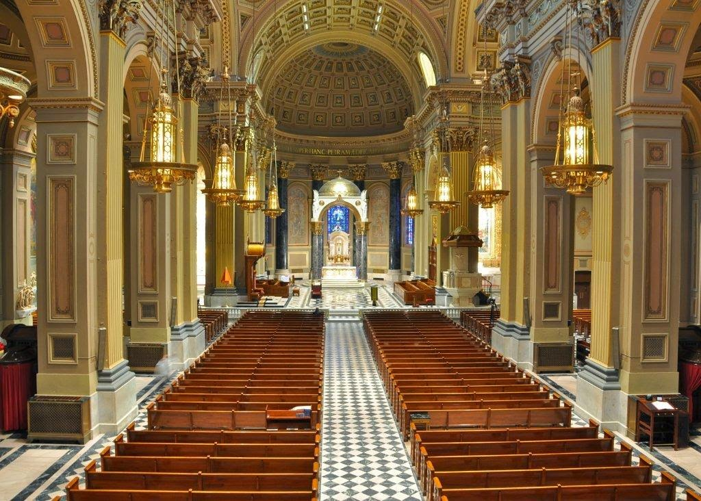 Rorate C 198 Li Solemn High Mass At Sts Peter Amp Paul Cathedral Basilica In Philadelphia