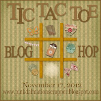 TIC-TAC-TOE Blog hop