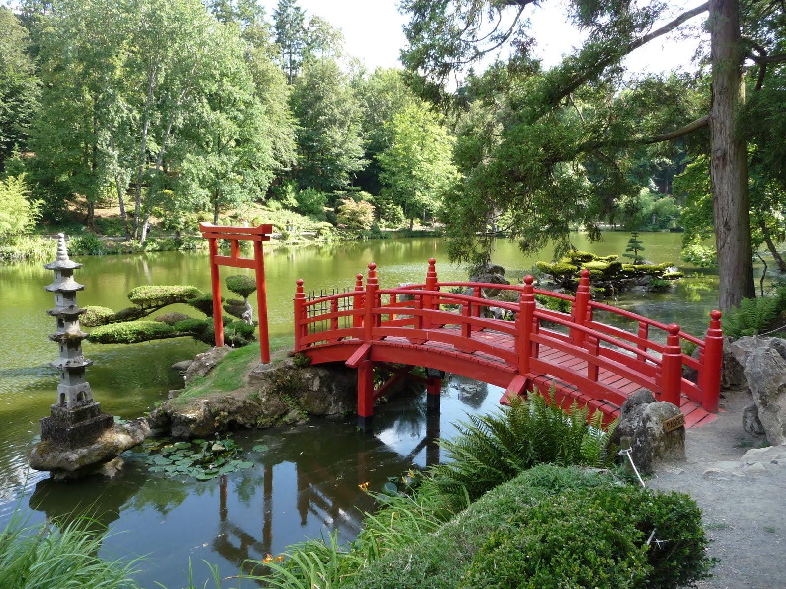 Franc s en la upp le parc oriental de maul vrier for Le jardin oriental de maulevrier