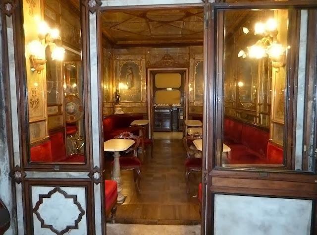 Piazza Place San Marco Caffé Café Florian