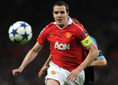 John Oshea Manchester United vs Schalke 04 Champions League