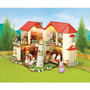 calico critter house sale