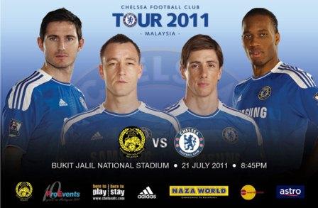 Chelsea FC Malaysia Tour