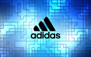 Adidas Blue wallpaper