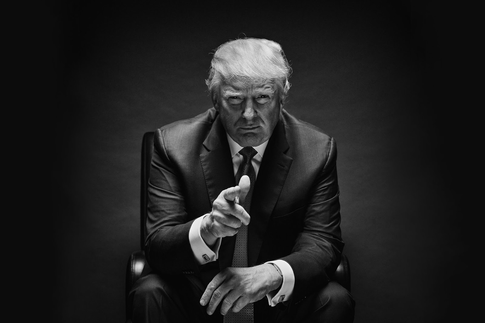 Points of View...: DONALD TRUMP - HERO OR PARIAH
