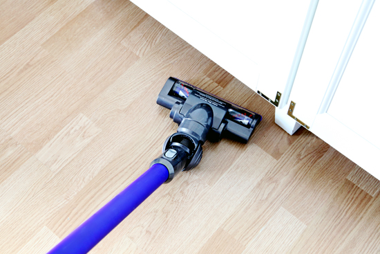 the best part for me however is that it can lay flat to get all the way under our furniture - Best Vacuum For Furniture