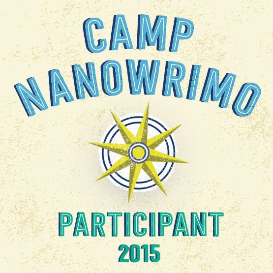 Camp NaNoWriMo 2015- July