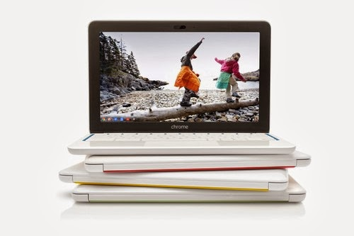 HP has partnered with Google to design the Chromebook 11, a 11.6-inch laptop running Chrome OS. It will be available on October 20 in the United States and the United Kingdom.