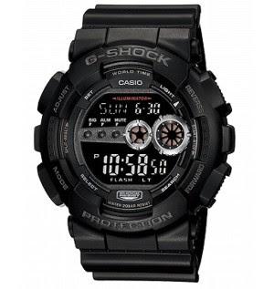 Jam Tangan CASIO G Shock GD-100-1B