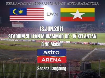 Final Malaysia vs Myanmar ~ EMAS PUTIH - kisahemasputih.com
