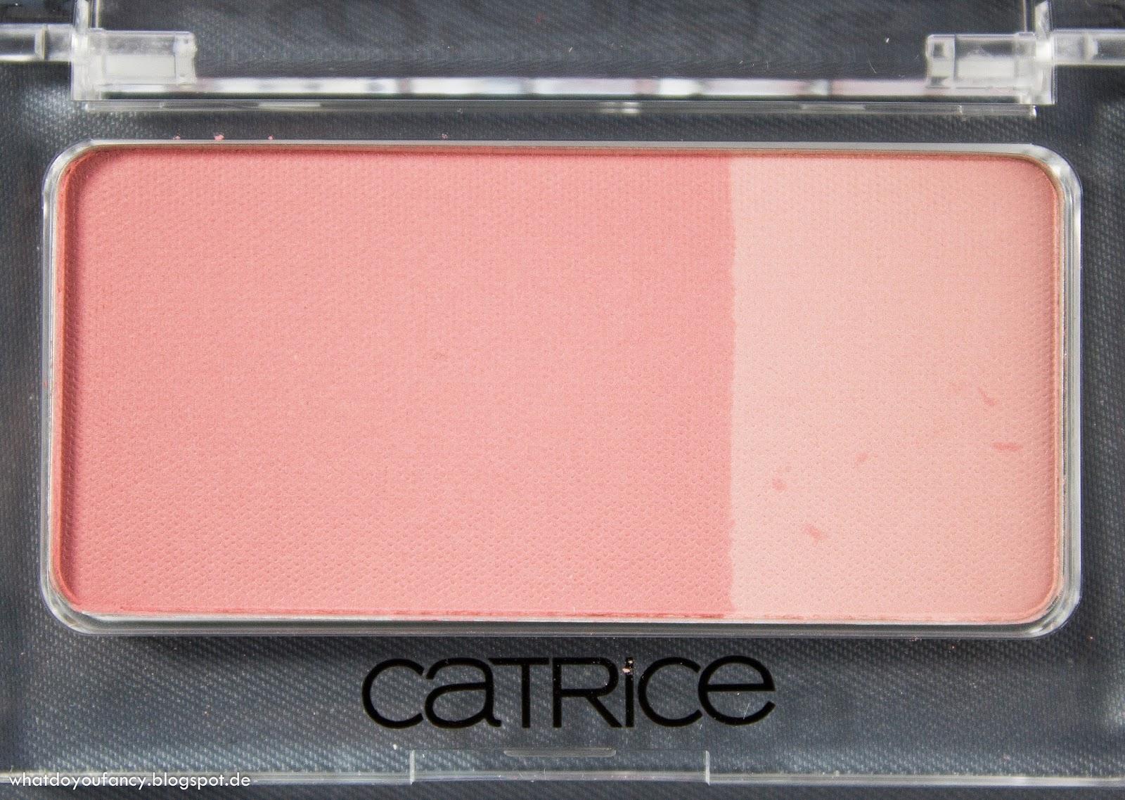 "Catrice ""Une, deux, trois"" Defining Duo Blush in C05 Meet Nudy"
