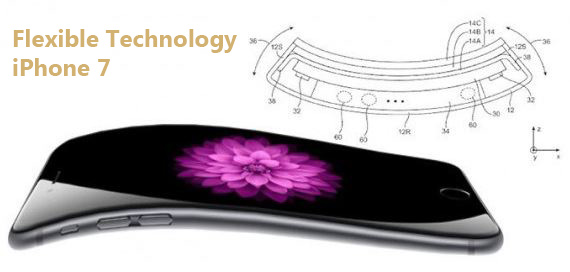 Flexible Technology iPhone 7