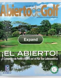 revista abierto de golf 121