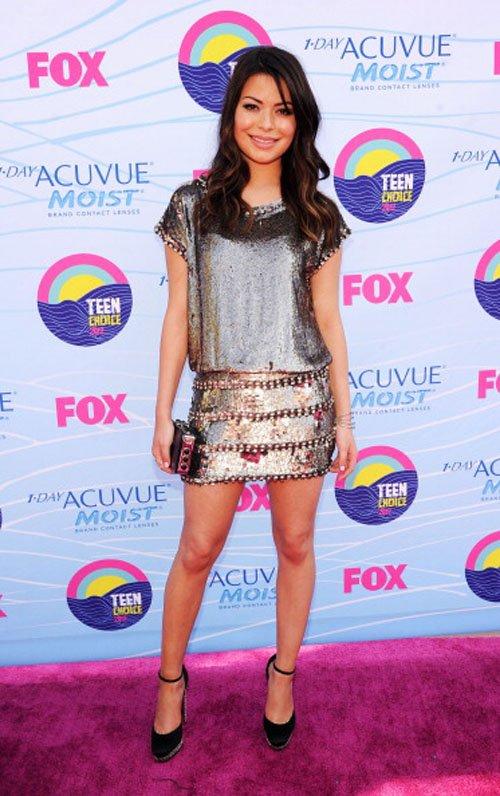 Miranda Cosgrove Cutens Up the 2012 Teen Choice Awards » Gossip | Miranda Cosgrove