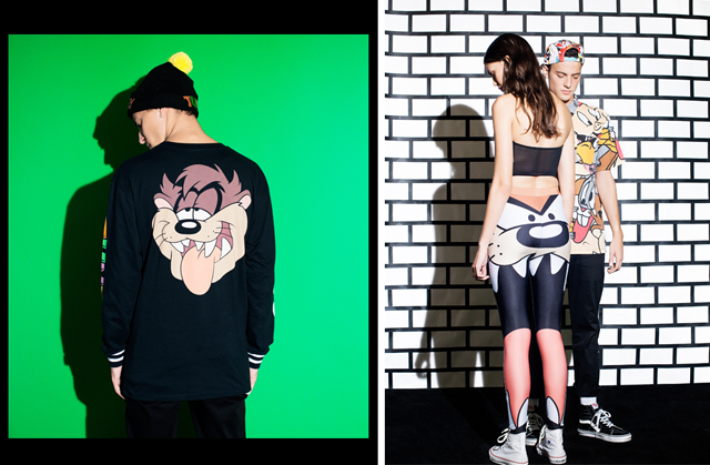 LAZY OAF, LOONEY TUNES COLLECTION, GUY OVERBOARD