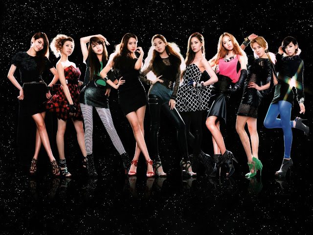 SNSD Girls Generation Tour 2011 Wallpaper HD 소녀시대/少女時代