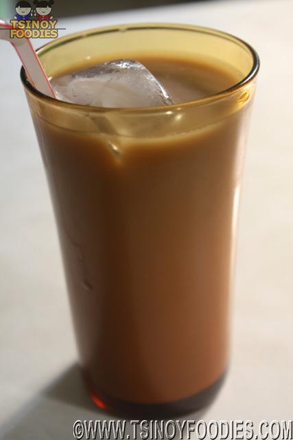 Cha life milk tea