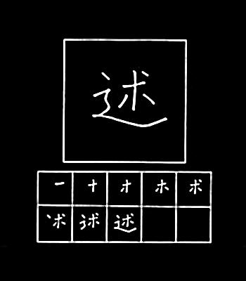 kanji menyampaikan