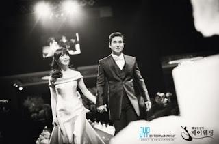 wonder girls sunye wedding ceremony pictures 2
