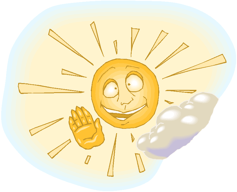 Sunny Day Free Clipart