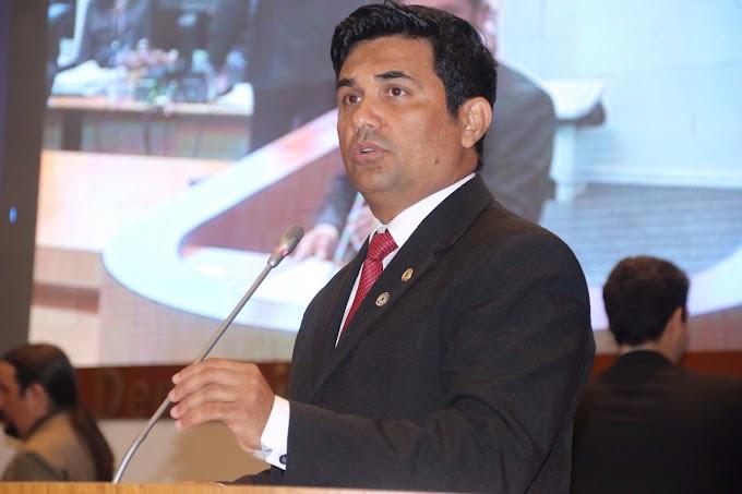 Deputado Wellington reafirma compromisso com a população de Paço do Lumiar e Ribamar