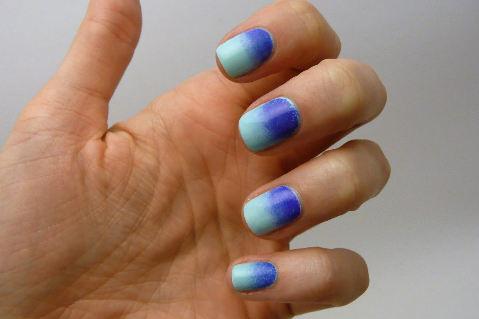 Casa de Polish: Gradient Nail Tutorial