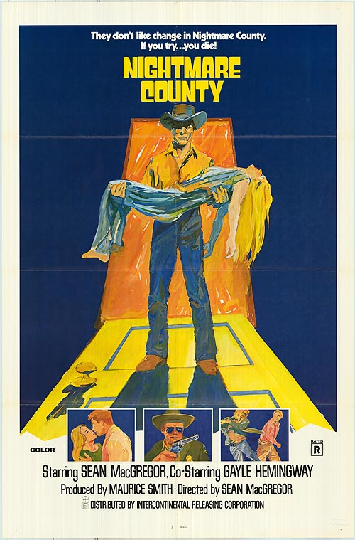 november children was in theatrical release by august of 1972 and was retitled nightmare county and re released by intercontinental releasing corporation - Nightmare Before Christmas Imdb