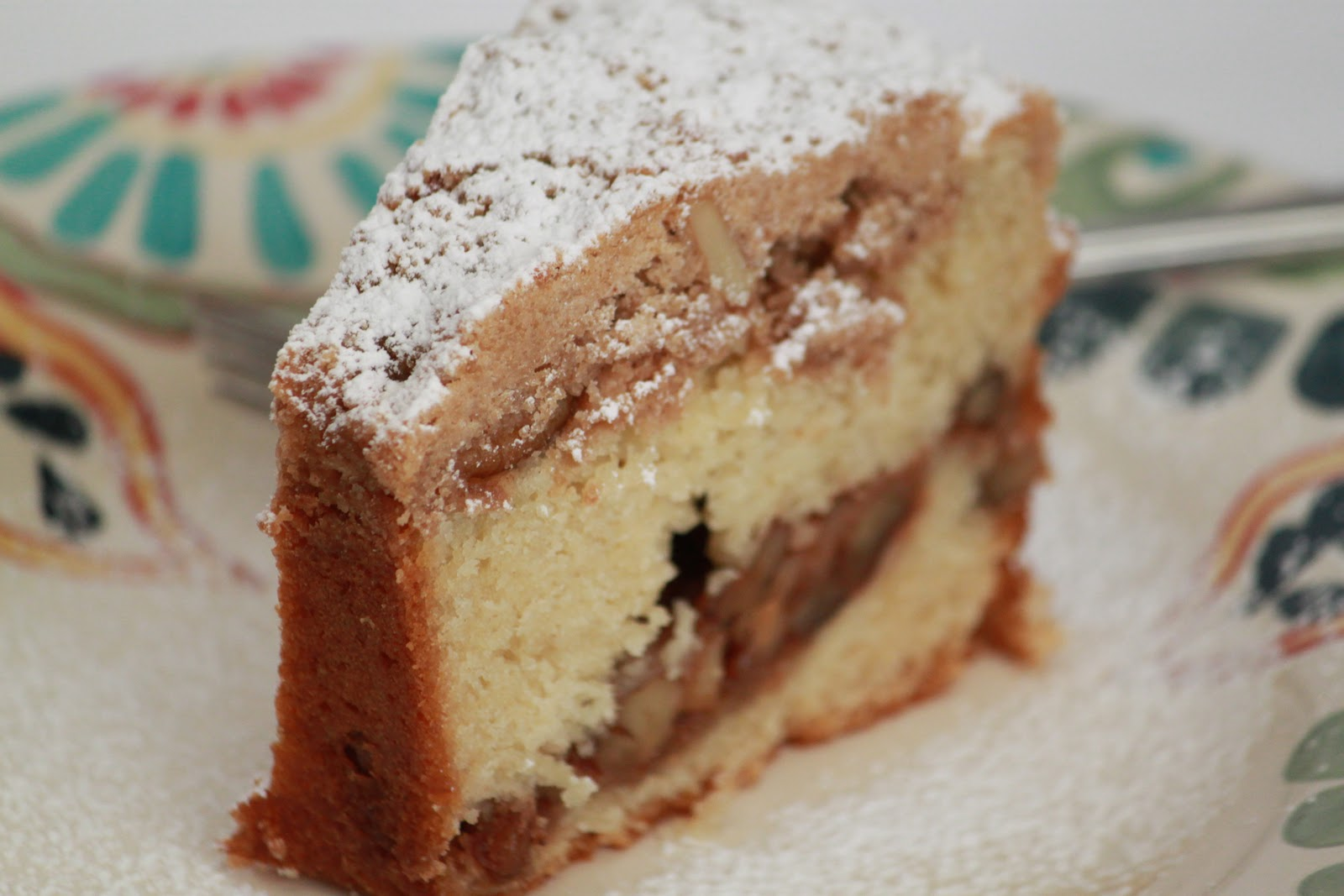 The Blackberry Vine: Cinnamon-Streusel Coffee Cake
