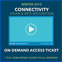 Education Closet STEAM & Arts Integration Online Conferences
