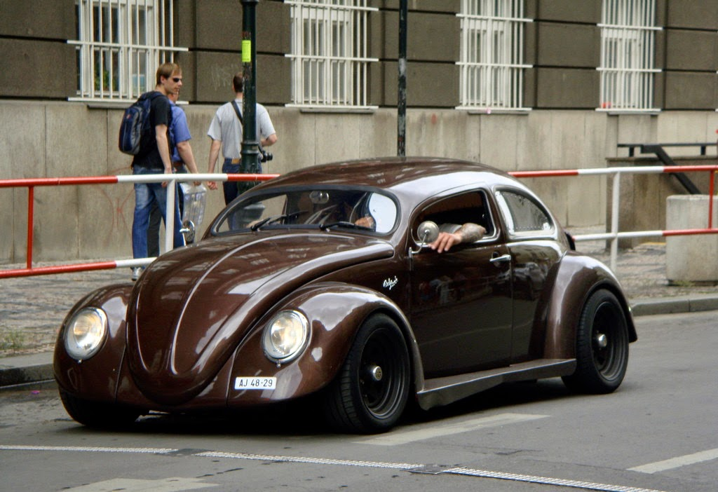 Transpress Nz A Vw Beetle Hotrod