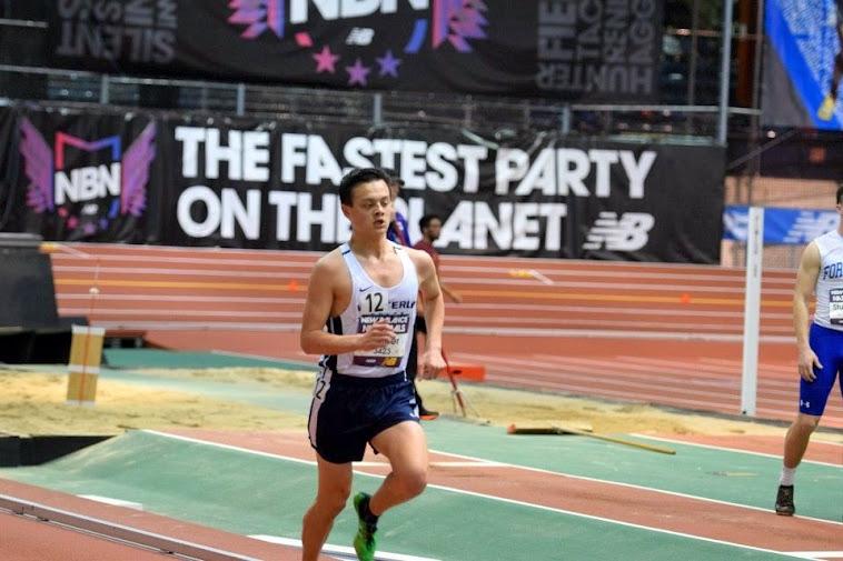 Matthew's Running