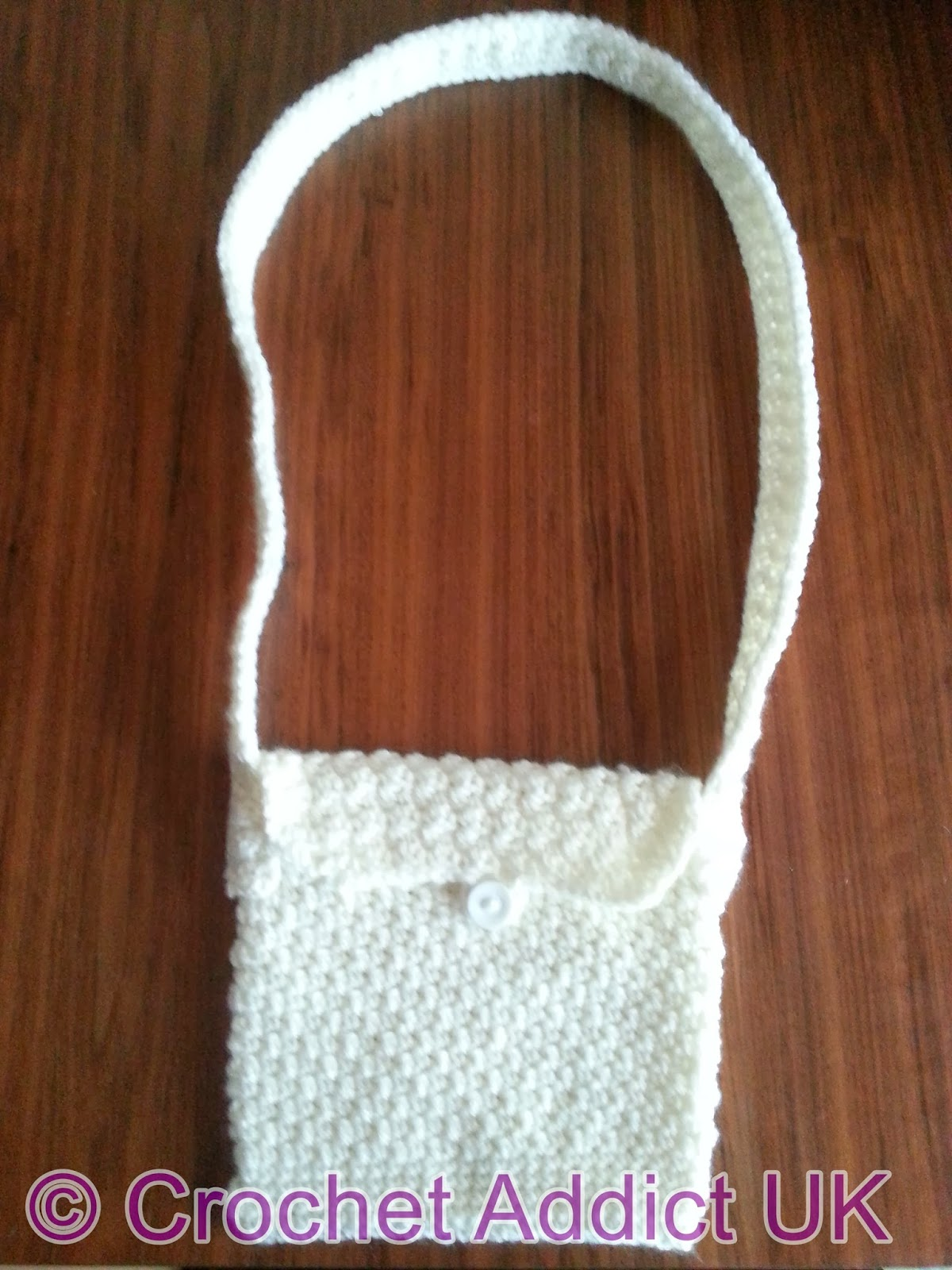 Crochet Shoulder Bag Pattern Free : Free Dress It Up Quick & Easy Shoulder Bag Crochet Pattern ~ Crochet ...